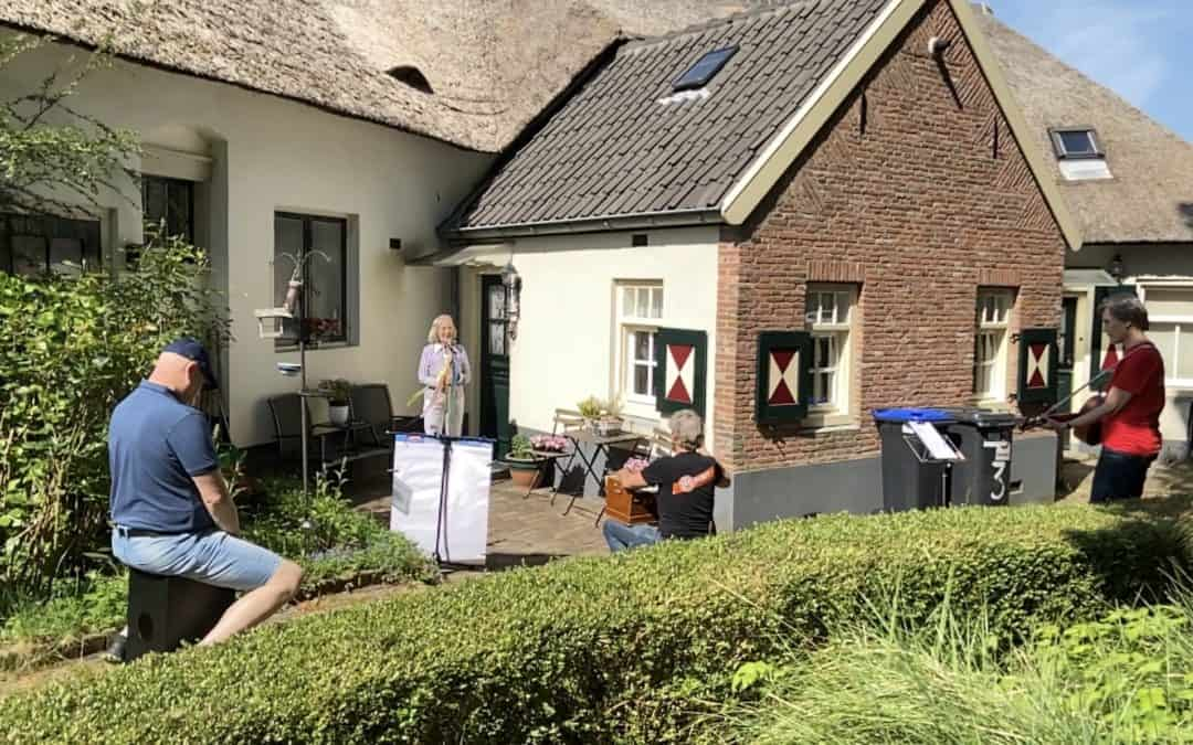 Grijze Koppen Corona Tour Utrecht